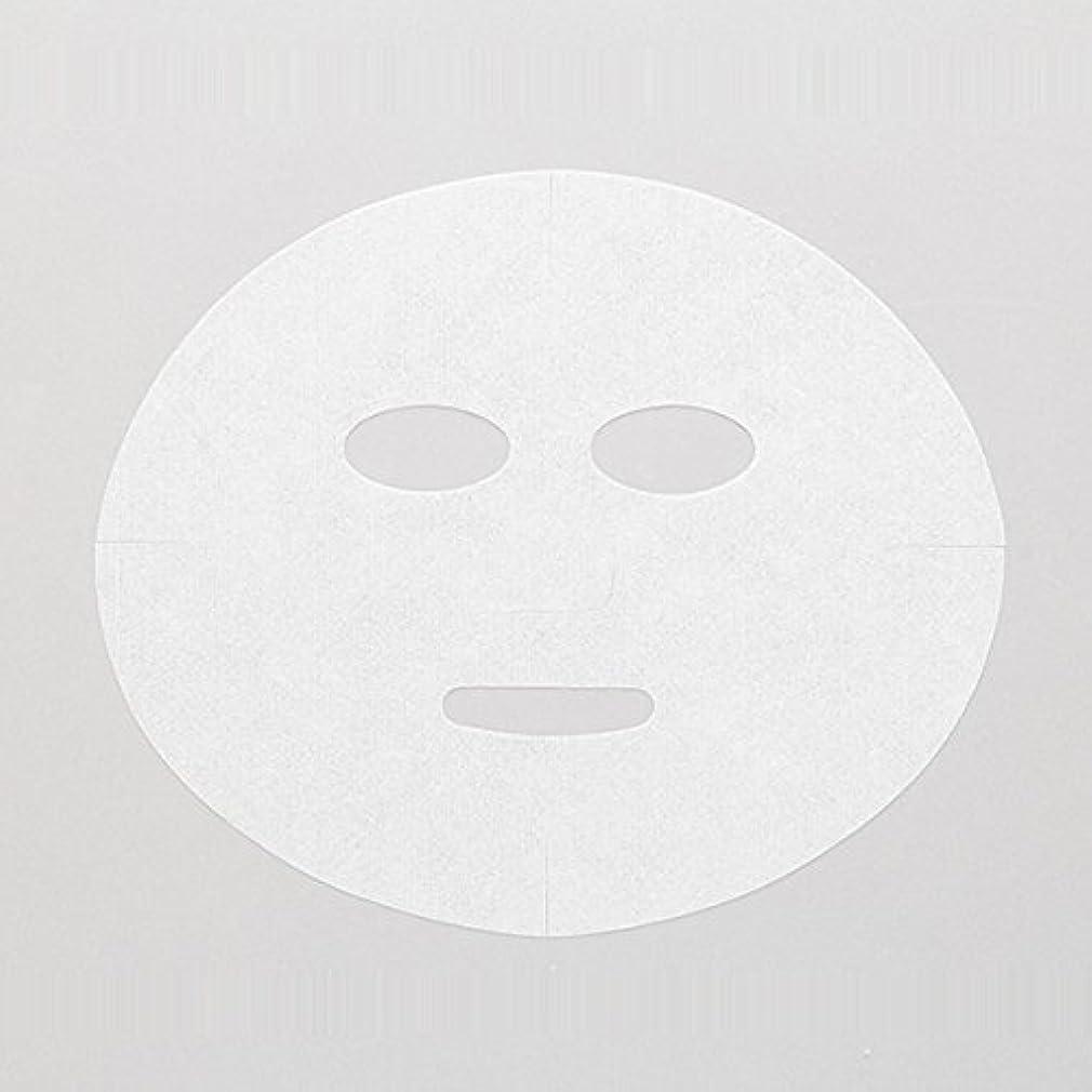 作成者追い越すやけど高保水 フェイシャルシート (マスクタイプ 化粧水無) 80枚 24×20cm [ フェイスマスク フェイスシート フェイスパック フェイシャルマスク シートマスク フェイシャルシート フェイシャルパック ローションマスク ローションパック ]