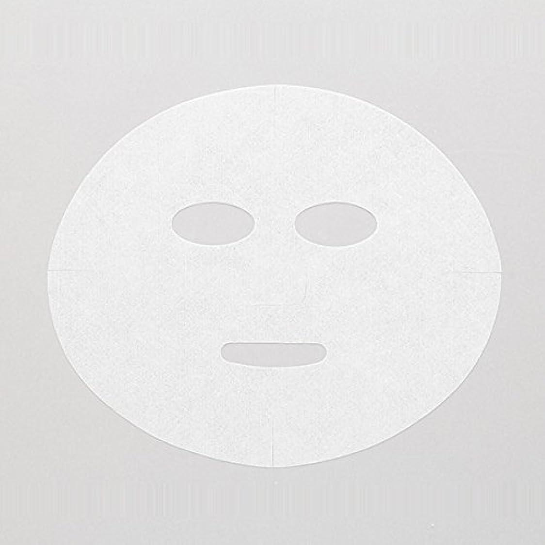 あごひげハブブ然とした高保水 フェイシャルシート (マスクタイプ 化粧水無) 80枚 24×20cm [ フェイスマスク フェイスシート フェイスパック フェイシャルマスク シートマスク フェイシャルシート フェイシャルパック ローションマスク ローションパック ]