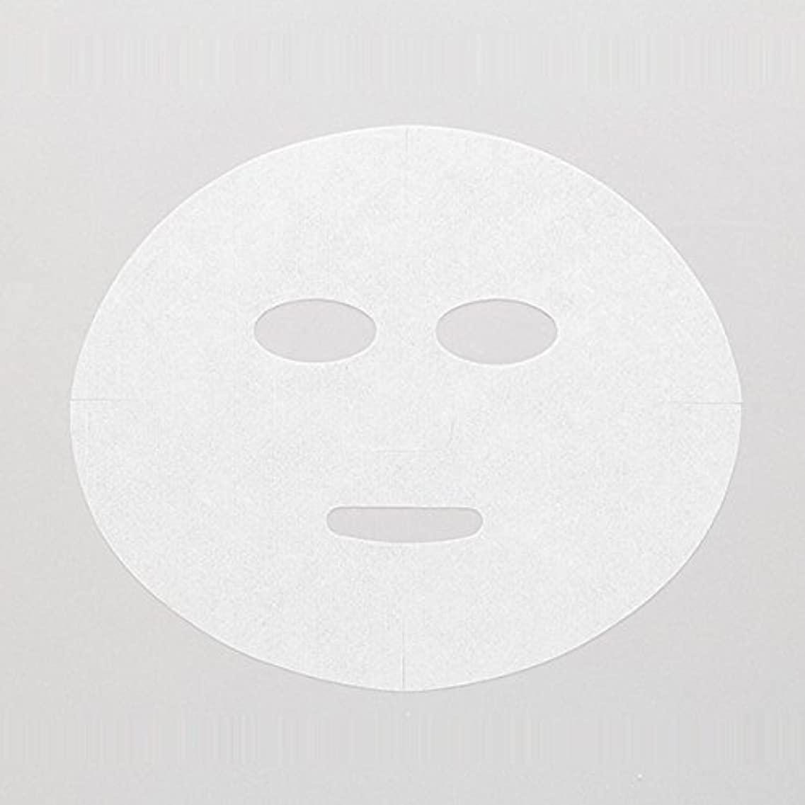 ガイドライン証明する移動する高保水 フェイシャルシート (マスクタイプ 化粧水無) 80枚 24×20cm [ フェイスマスク フェイスシート フェイスパック フェイシャルマスク シートマスク フェイシャルシート フェイシャルパック ローションマスク...