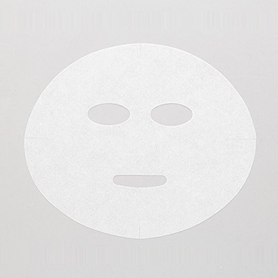 印刷する引っ張る文庫本高保水 フェイシャルシート (マスクタイプ 化粧水無) 80枚 24×20cm [ フェイスマスク フェイスシート フェイスパック フェイシャルマスク シートマスク フェイシャルシート フェイシャルパック ローションマスク...