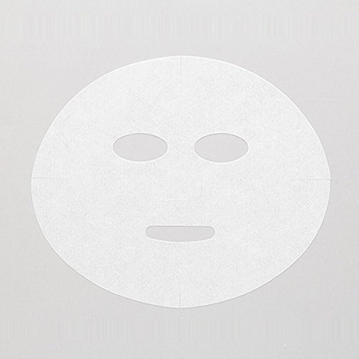 バウンド覗くれる高保水 フェイシャルシート (マスクタイプ 化粧水無) 80枚 24×20cm [ フェイスマスク フェイスシート フェイスパック フェイシャルマスク シートマスク フェイシャルシート フェイシャルパック ローションマスク...