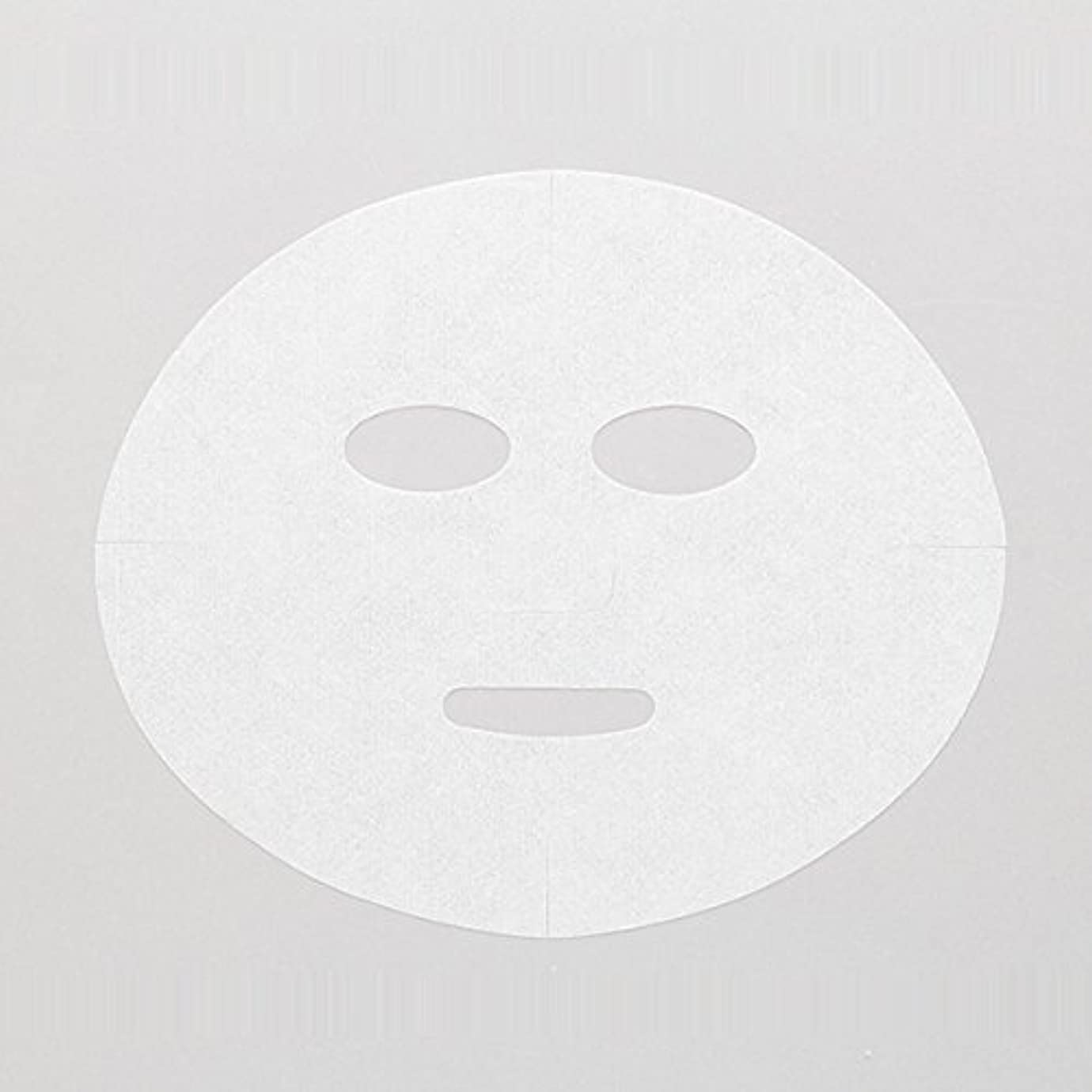 高保水 フェイシャルシート (マスクタイプ 化粧水無) 80枚 24×20cm [ フェイスマスク フェイスシート フェイスパック フェイシャルマスク シートマスク フェイシャルシート フェイシャルパック ローションマスク...