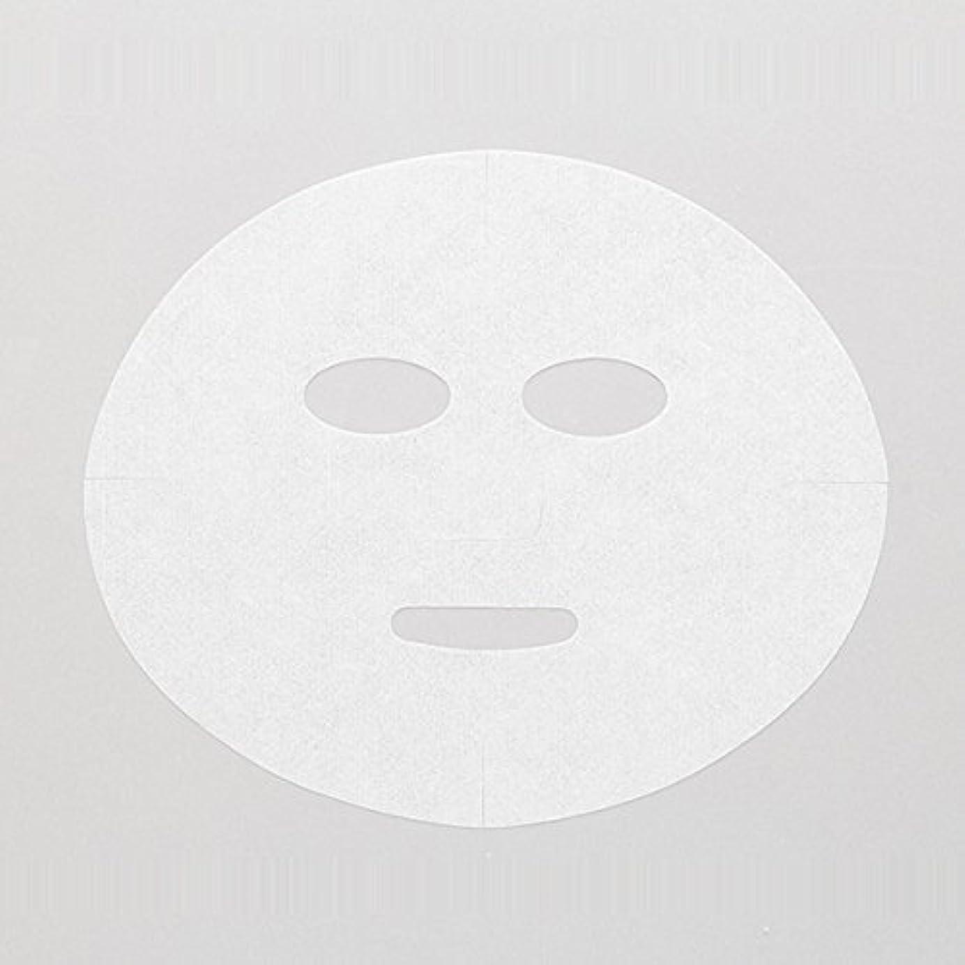 笑いパン屋紳士気取りの、きざな高保水 フェイシャルシート (マスクタイプ 化粧水無) 80枚 24×20cm [ フェイスマスク フェイスシート フェイスパック フェイシャルマスク シートマスク フェイシャルシート フェイシャルパック ローションマスク...