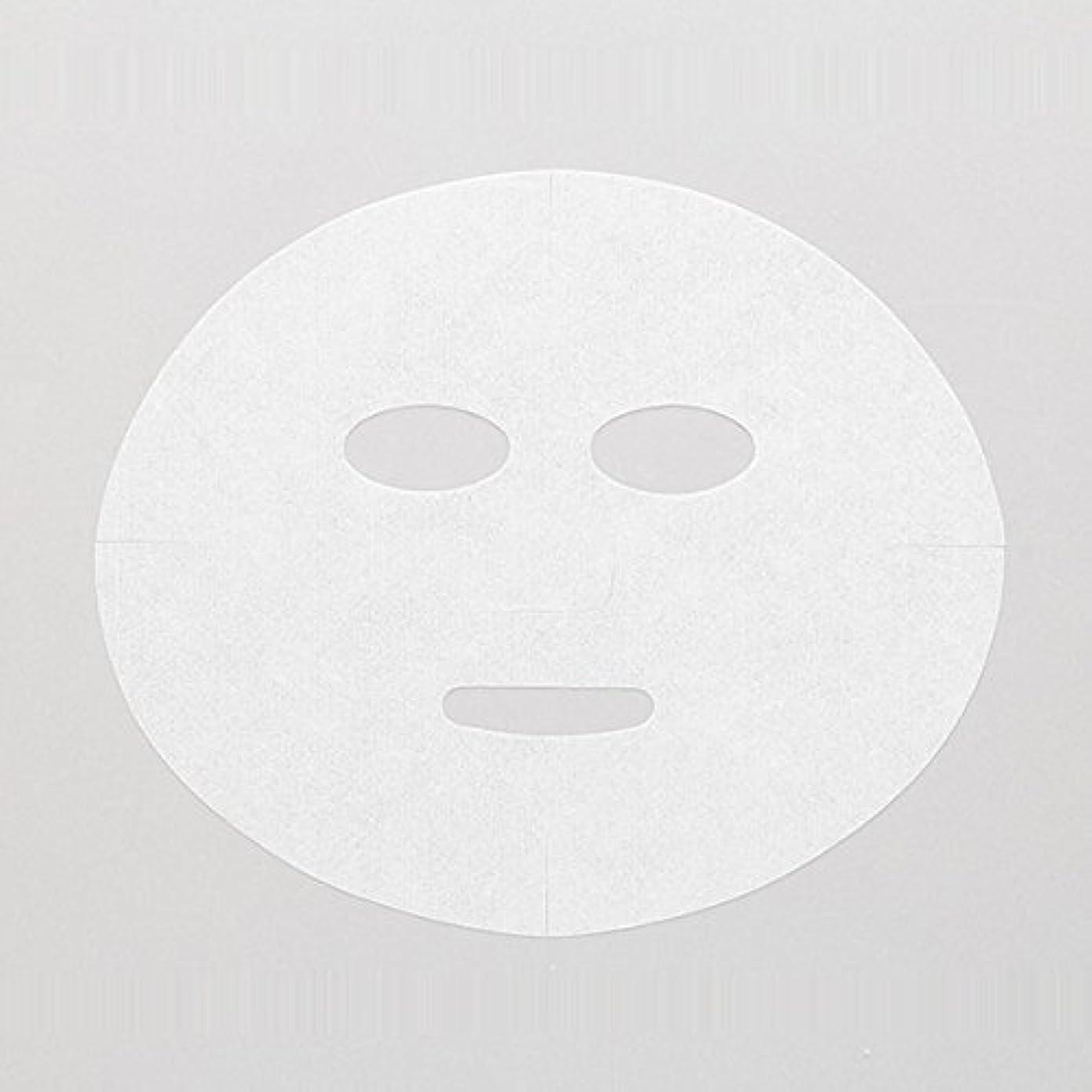 不道徳飛行機典型的な高保水 フェイシャルシート (マスクタイプ 化粧水無) 80枚 24×20cm [ フェイスマスク フェイスシート フェイスパック フェイシャルマスク シートマスク フェイシャルシート フェイシャルパック ローションマスク ローションパック ]