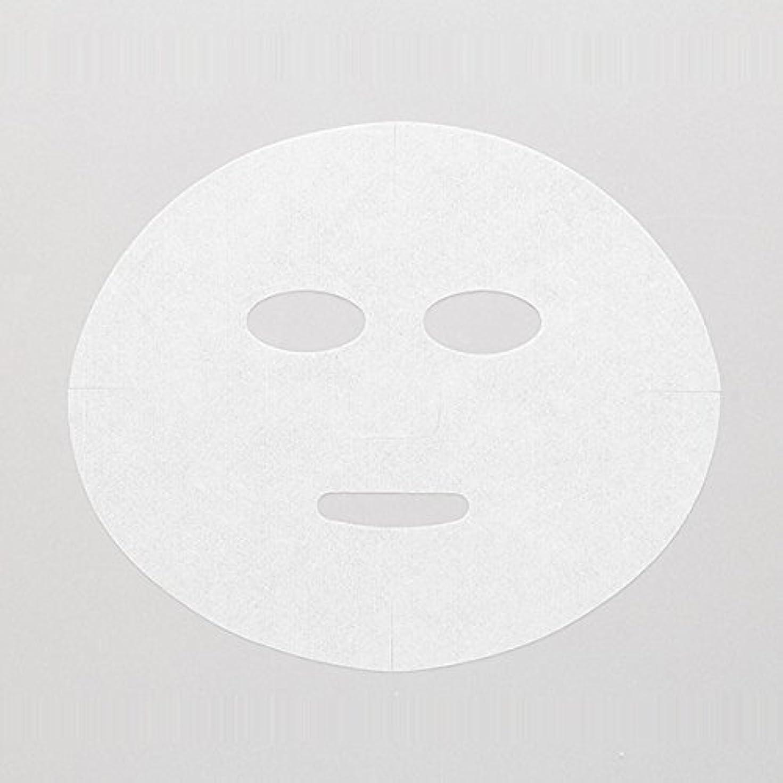 クロス計算可能として高保水 フェイシャルシート (マスクタイプ 化粧水無) 80枚 24×20cm [ フェイスマスク フェイスシート フェイスパック フェイシャルマスク シートマスク フェイシャルシート フェイシャルパック ローションマスク...