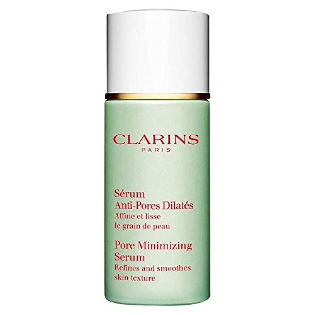 池モルヒネ誰も[JL] クラランスは、血清を最小限に抑え、細孔 - Clarins Pore Minimizing Serum [並行輸入品]