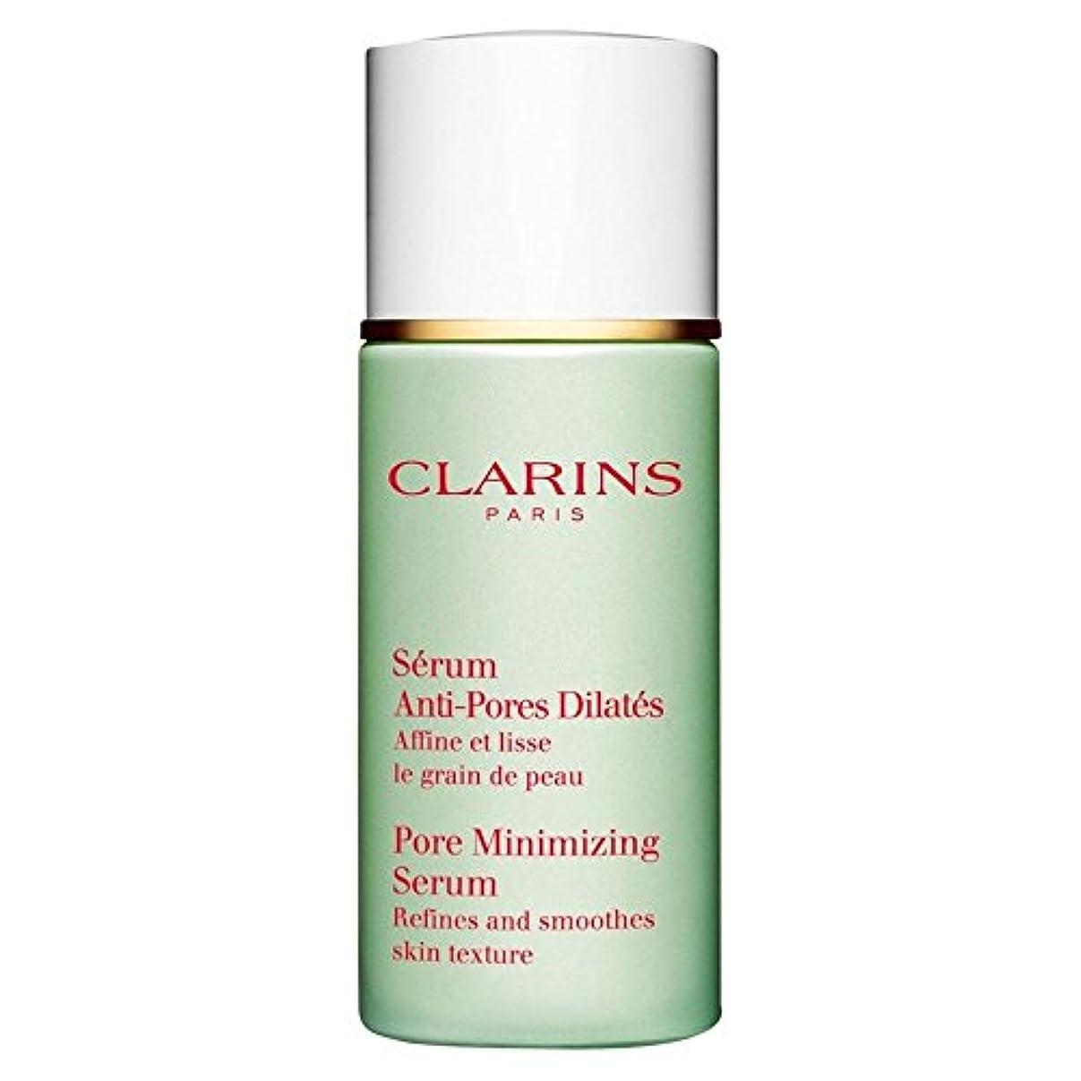文化クラックポット真夜中[JL] クラランスは、血清を最小限に抑え、細孔 - Clarins Pore Minimizing Serum [並行輸入品]