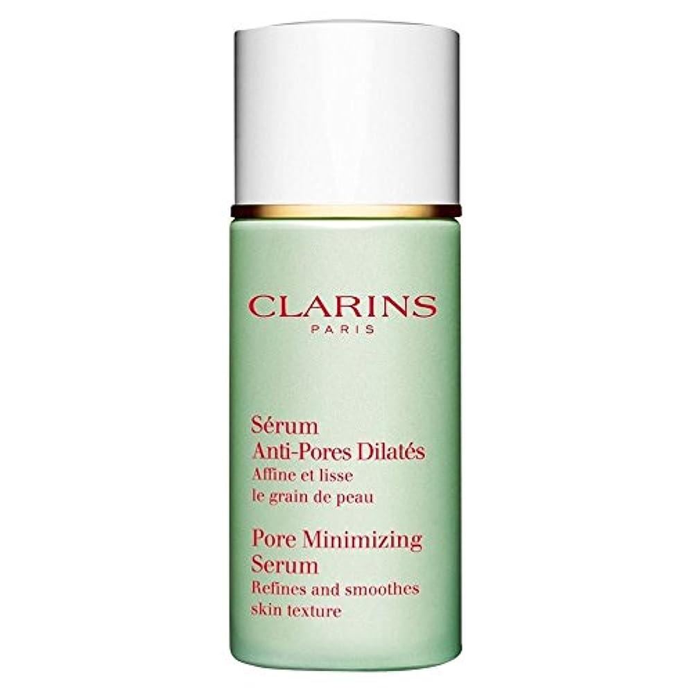 フェード不愉快最適[JL] クラランスは、血清を最小限に抑え、細孔 - Clarins Pore Minimizing Serum [並行輸入品]