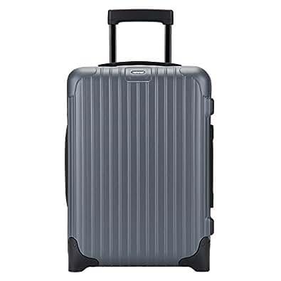 (リモワ)RIMOWA SALSA サルサ 837.52 83752 CabinTrolley IATA キャビントローリー イアタ マットグレー 33L (810.52.35.2)並行輸入品
