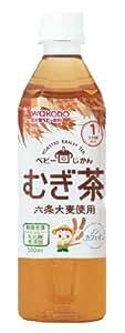 和光堂 ベビーのじかん むぎ茶 [1ヶ月頃から] 500ml×24本 ベビー飲料