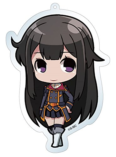 バディ・コンプレックス デカキーホルダー ヒナ (軍服)