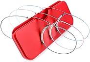 イェローロック(Yellowrock)超軽量カードタイプ リムレス 老眼鏡 レディース メンズ シニアグラス おしゃれ 携帯式マイクロ老眼鏡 専用ケース付属 度数「+1.0~+3.0」3色選択可能