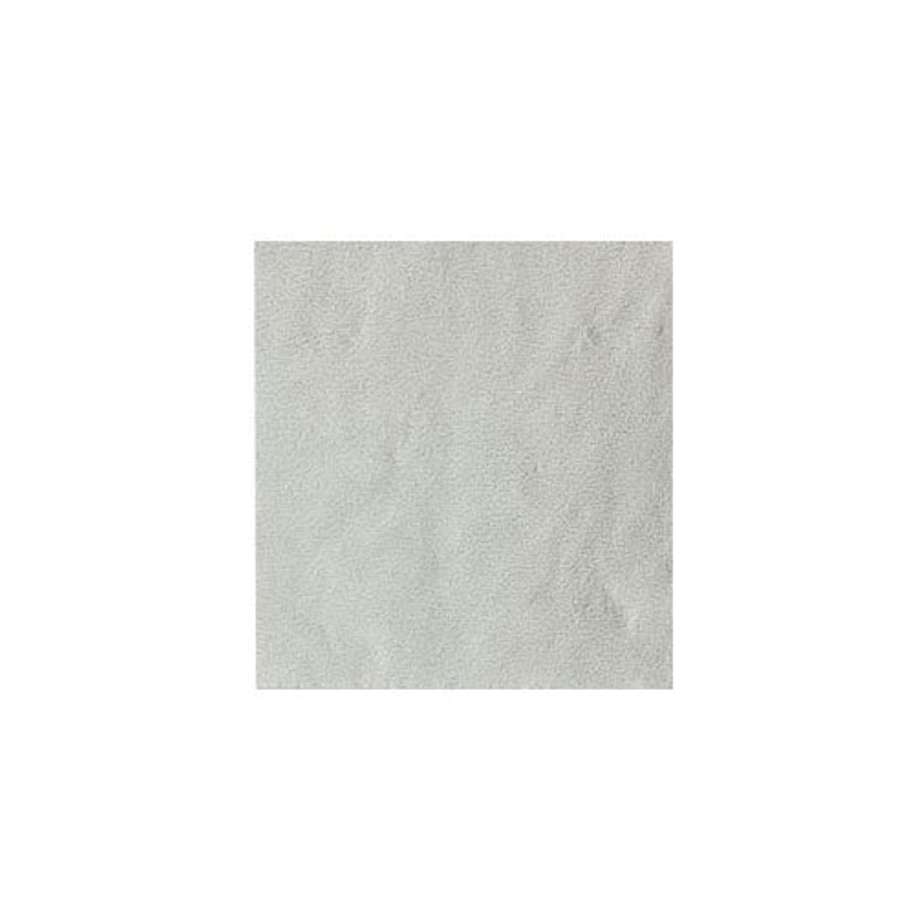 に頼る感度レースピカエース ネイル用パウダー パステル銀箔 #640 パステルホワイト 3.5㎜角×5枚