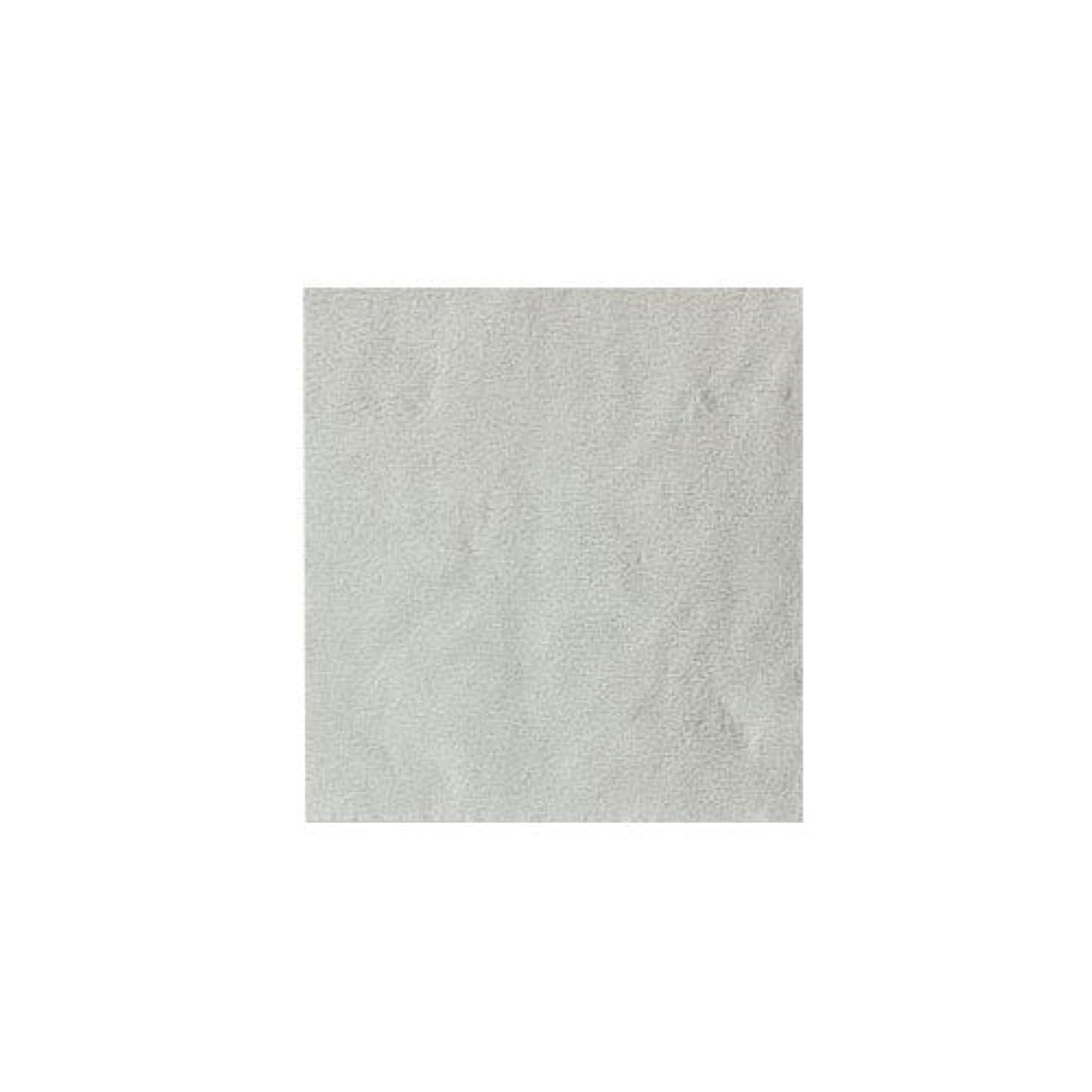集める恩赦スポンサーピカエース ネイル用パウダー パステル銀箔 #640 パステルホワイト 3.5㎜角×5枚