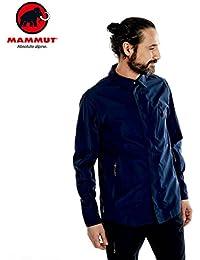 (マムート)MAMMUT アウトドア ジャケット ユーティリティ シャツ ジャケット 1012-00070 [メンズ]