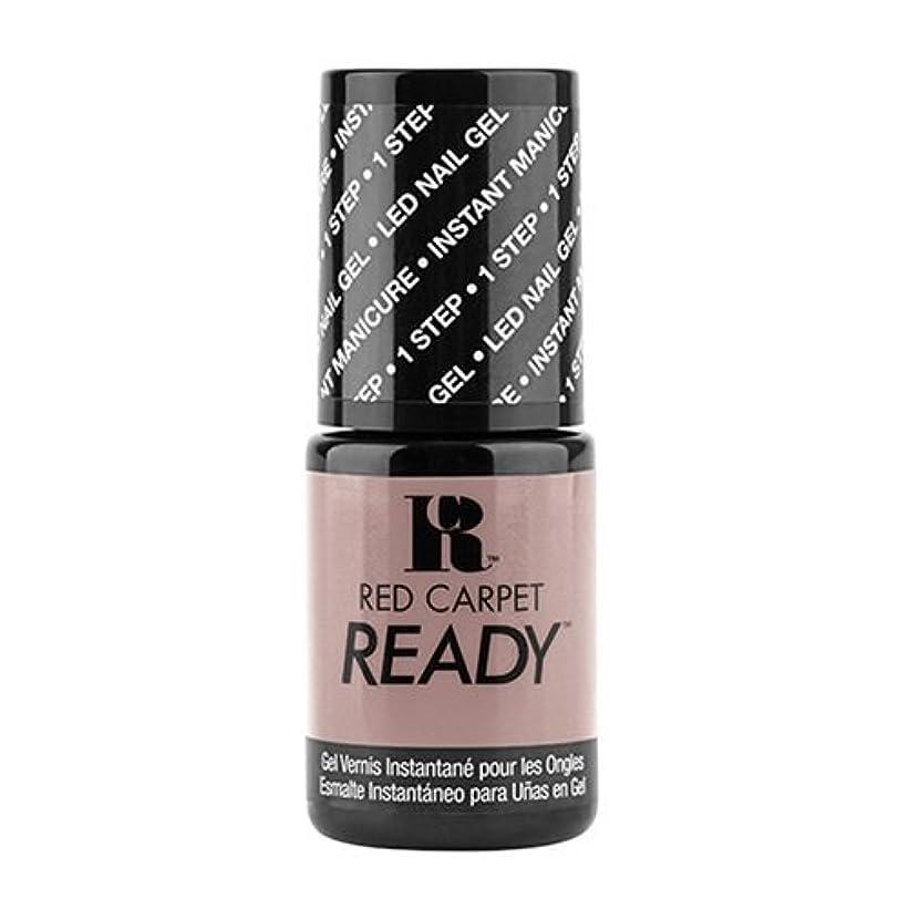 耐久男らしい当社Red Carpet Manicure - One Step LED Gel Polish - Forever Young - 0.17oz / 5ml