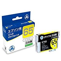 ジット JITインク ICY65対応 JIT-E65Y 00188596 【まとめ買い3個セット】
