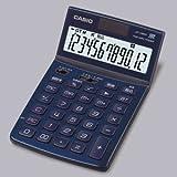 カシオジャスト型電卓 JF-V200-BU-Nの写真