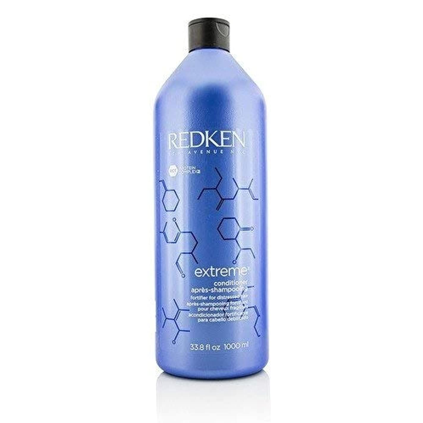 解明逸脱無実レッドケン Extreme Conditioner - For Distressed Hair (New Packaging) 1000ml/33.8oz並行輸入品