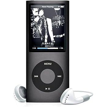 Apple iPod nano 第4世代 8GB ブラック MB754J/A