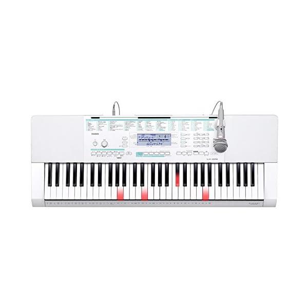 CASIO 61鍵盤 電子キーボード 光ナビゲー...の商品画像