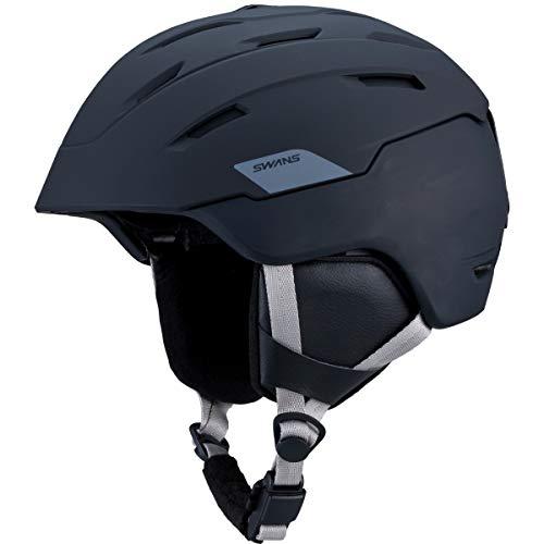 SWANS(スワンズ) ヘルメット フリーライド 開閉式ベンチレーション ダイヤル式サイズ調整 スキー スノーボ...