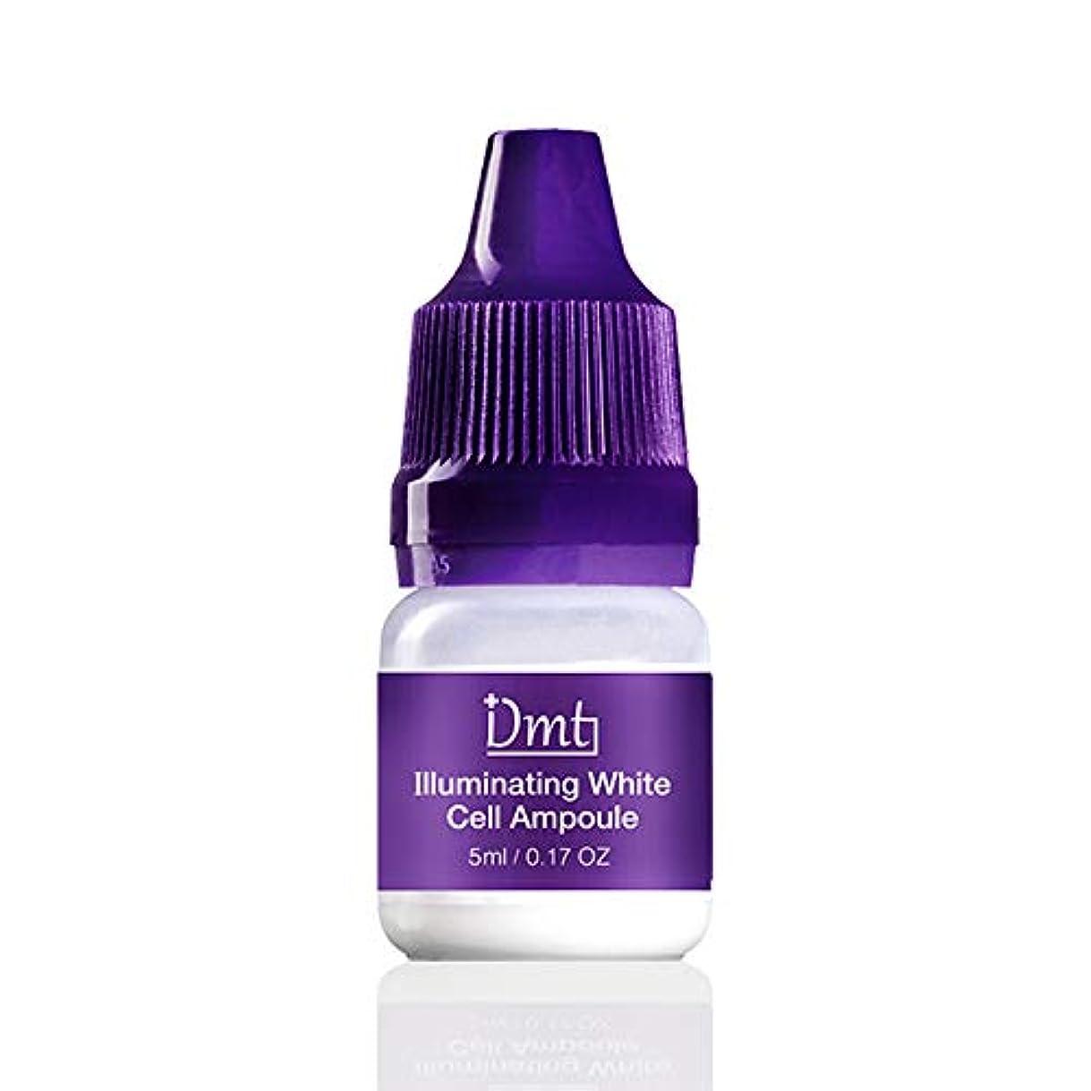 年圧縮する急性DMT De Medicotem Illuminating White Cell Ampoule 5ml x 10 Ampoules イルミネーティングホワイトセルアンプル5ml x 10アンプル