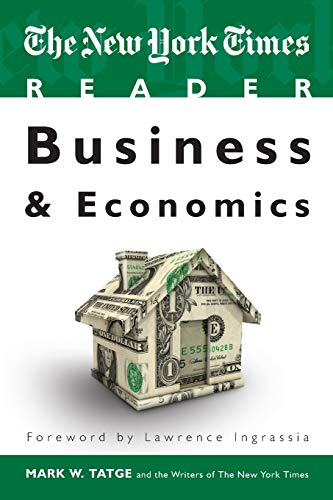 Download The New York Times Reader (TimesCollege from CQ Press) 1604264837