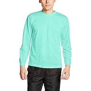 [グリマー]長袖 4.4オンス ドライ ロングスリーブ Tシャツ [クルーネック] 00304-ALT [メンズ]