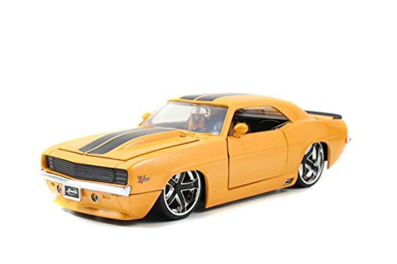 1/24サイズ JADA TOYS (ジェイダトイズ) ミニカー 1969 Chevy Camaro (シェビー カマロ) Z28