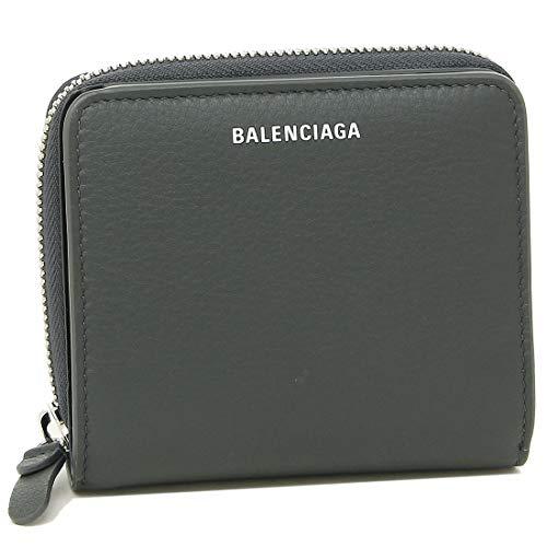 [バレンシアガ]折財布 レディース BALENCIAGA 516366 DLQ0N 1110 グレー [並行輸入品]