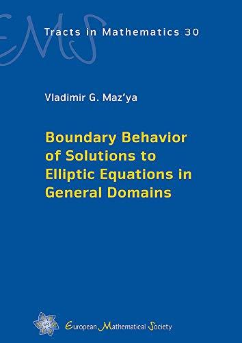Boundary Behavior of Solutions...