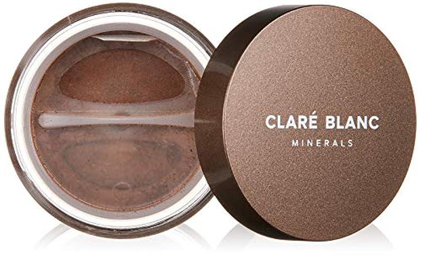 リム診療所芽CLARE BLANC(クラレブラン) ミネラルアイブロウ 802 DARK BROWN