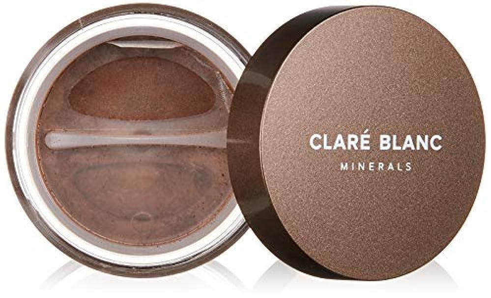 プレフィックス協定昼寝CLARE BLANC(クラレブラン) ミネラルアイブロウ 802 DARK BROWN