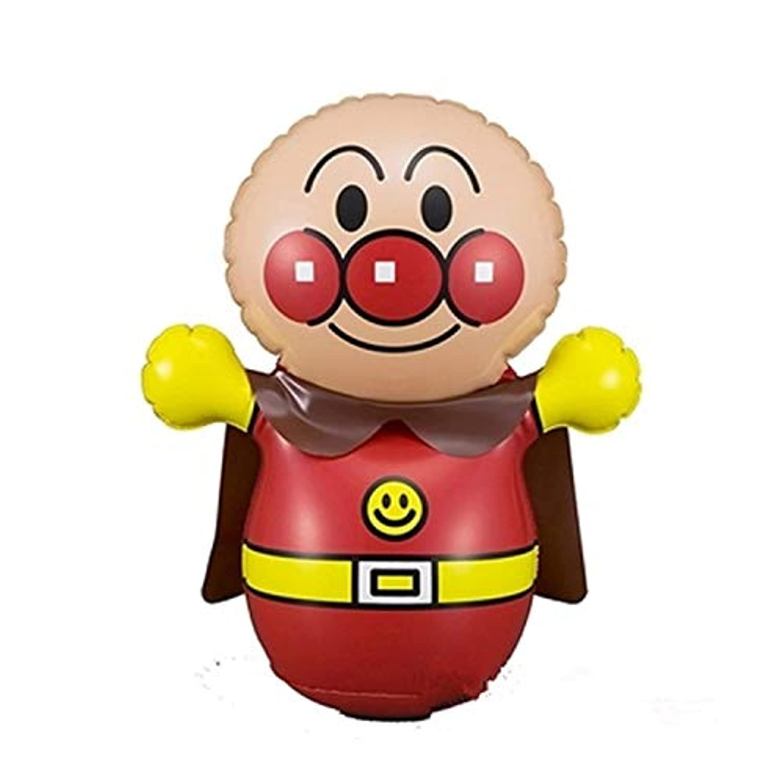 アンパンマン おもちゃ かわいい ぬいぐるみ人形 、、タンブラー、ジャンプボール 気が充てる だるま 鈴の鈴 音
