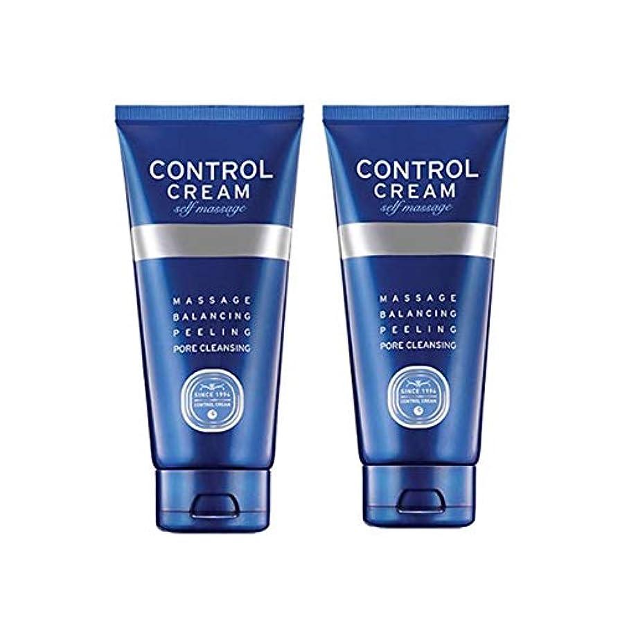 否認するサワーあさりチャムジョンコントロールクリームセルフマッサージ150ml x 2本セット、Charmzone Control Cream Self Massage 150ml x 2ea Set [並行輸入品]