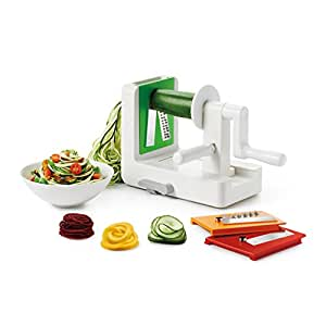 OXO 野菜 ヌードル ベジヌードルカッター テーブルトップ レシピ付 11151400