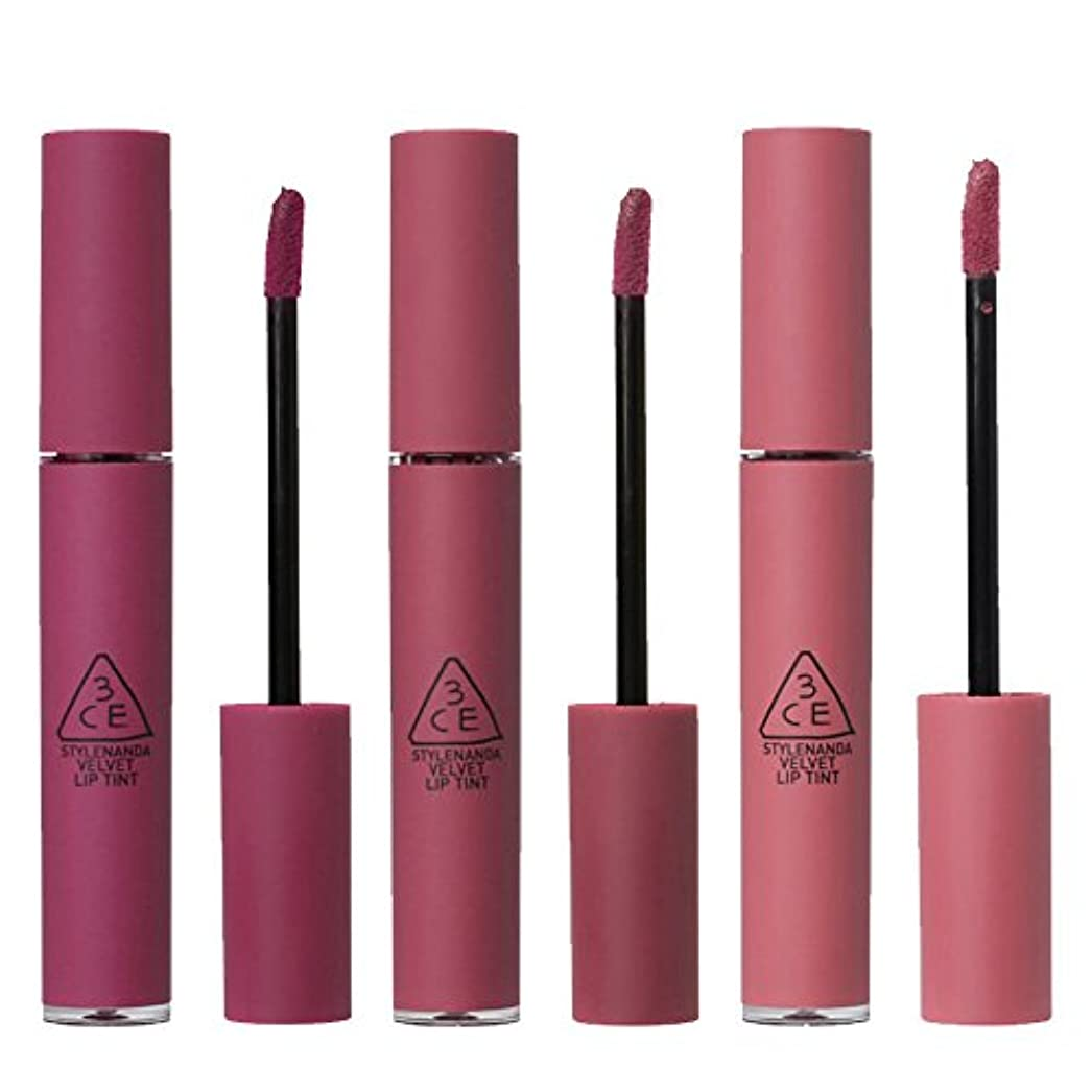 団結するアラスカ毎回[3ce] ベルベットリップティント 新カラー 海外直送品 Velvet Lip Tint (Go now) [並行輸入品]