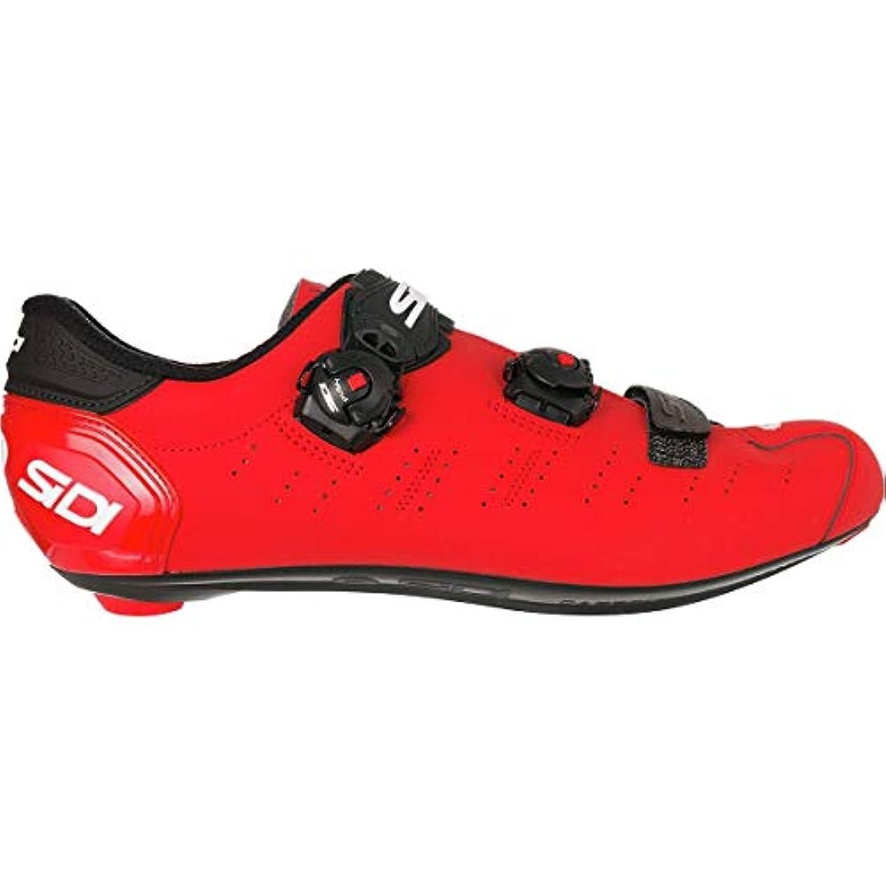 認知イソギンチャク教育者SIDI(シディ) ERGO 5 MATT RED/BLK 43 ?26.5cm相当