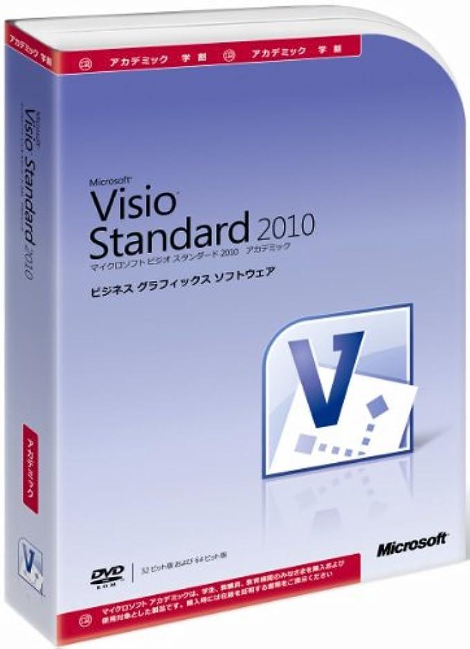 【旧商品】Microsoft Office Visio Standard 2010 アカデミック