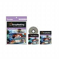 呉竹 色から始めるスクラップブッキング DVD・テキストセット KT109-100 3セット