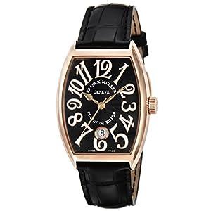 [フランクミュラー]FRANCK MULLER 腕時計 トノウカーベックス ブラック文字盤 7851SCDT BLK BLK GDH メンズ 【並行輸入品】