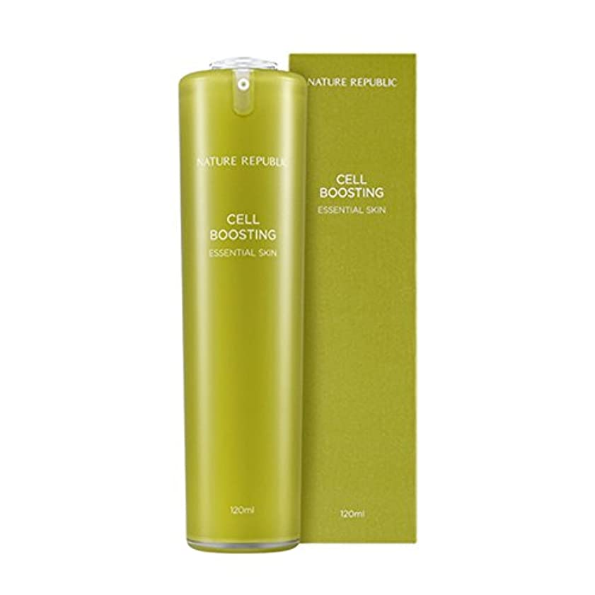 NATURE REPUBLIC ネイチャーリパブリック セルブースティング?エセンシャル?トナー120ml (cell boosting essential skin) 海外直送品