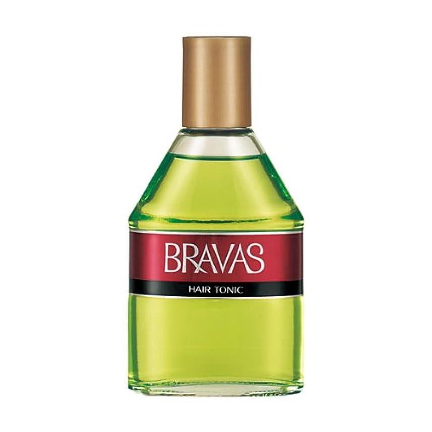 古くなったボトル満足させるブラバス ヘアトニック <L> 270mL