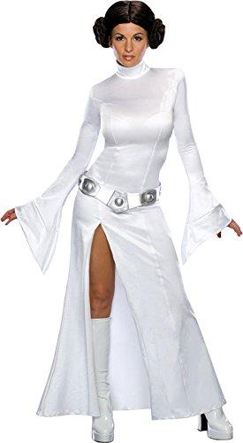 [Mサイズ] スターウォーズ コスチューム レイア姫 プリンセス・レイア コスプレ 大人 女性 仮装 衣装