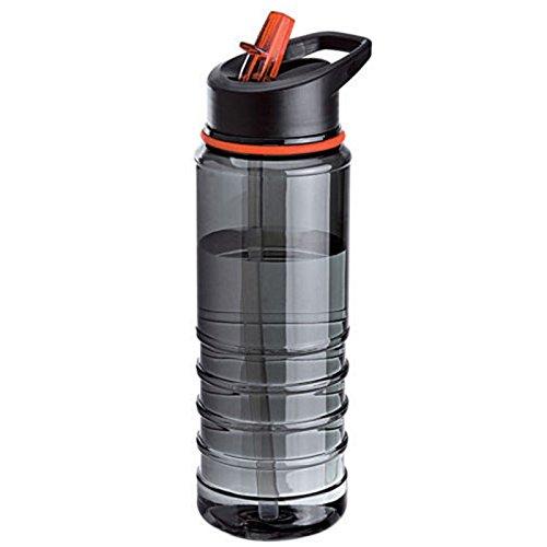 Merssavo 800MLフリップストロースポーツハイドレーションウォーターボトルカップサイクリン...