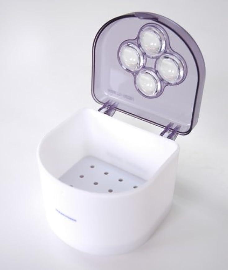 小数頼るブルーベル【CLEAN POWER】入れ歯クリーナー「クリーンパワー」 2個セット 日本製