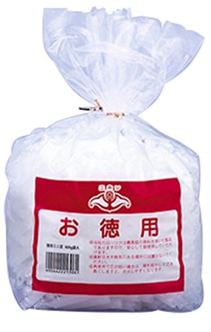 発明パワーマナーニホンローソク 徳用ミニ豆 900g
