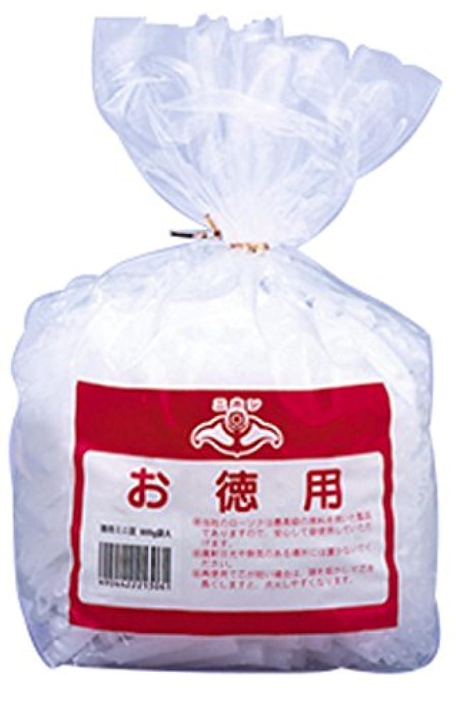 ミントクライマックス行列ニホンローソク 徳用ミニ豆 900g