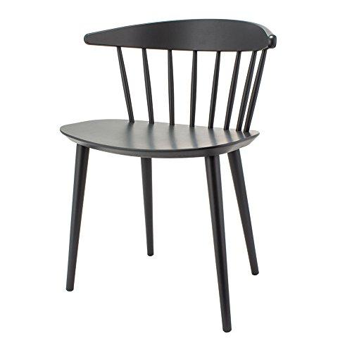 RoomClip商品情報 - ヘイ HAY チェア J104 ダイニングチェア 椅子 FDB Solid Beech ストーングレー Stone Grey lacquered 木製 イス インテリア 北欧家具 おしゃれ ヨーゲン・べックマーク [並行輸入品]
